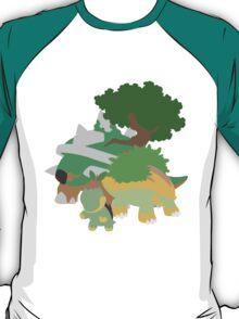 Turtwig Evolution T-Shirt