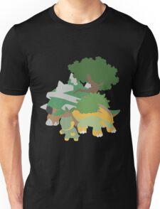 Turtwig Evolution Unisex T-Shirt