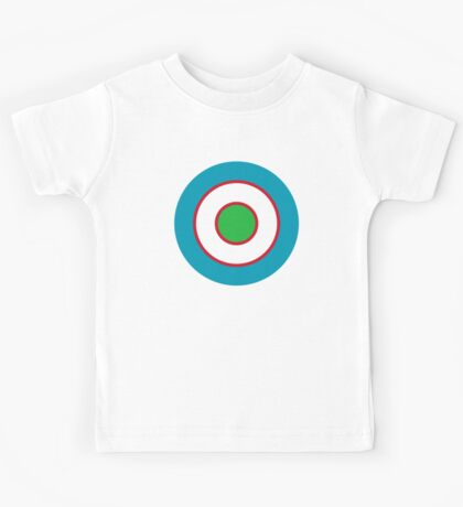 Uzbekistan Air and Air Defence Forces - Roundel Kids Tee