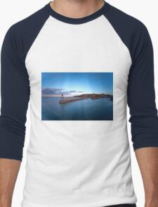 Whitby Port Pier, Yorkshire, England T-Shirt