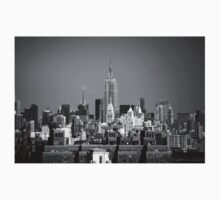 Empire State Building from Brooklyn Bridge T-Shirt