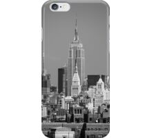 Empire State Building from Brooklyn Bridge iPhone Case/Skin