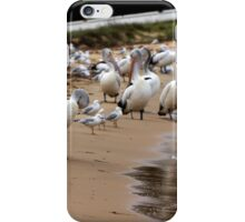 Pelican 1.0 iPhone Case/Skin