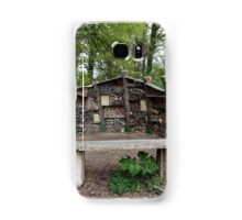 Insect Hotel Samsung Galaxy Case/Skin
