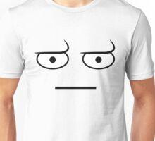 Disaproval face Unisex T-Shirt