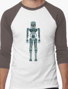 Terminator vector character fanart Men's Baseball ¾ T-Shirt