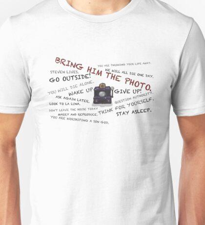 fortune machine tboi! Unisex T-Shirt