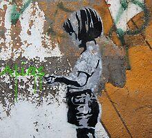 Grafitti Art by HumanNature911