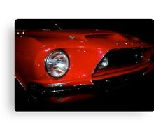 Shelby be mine  #2 Canvas Print