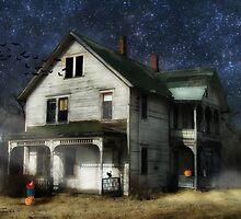 Halloween Night by David Buckle