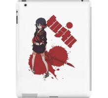 kill la kill! iPad Case/Skin