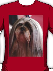 Well-trained Lhasa Apso T-Shirt