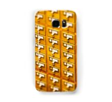 Library Card Catalogs Samsung Galaxy Case/Skin