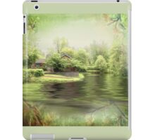 A Spring Dream - Theatre de l'Isle iPad Case/Skin