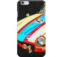 Triumph GT Pop Art iPhone Case/Skin