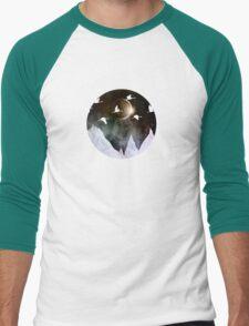Fly High Men's Baseball ¾ T-Shirt