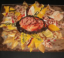 Cereal Box Sunflower by linmarie