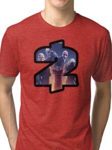 Payday 2 Logo Design #1 Tri-blend T-Shirt