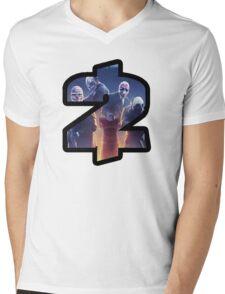 Payday 2 Logo Design #1 Mens V-Neck T-Shirt