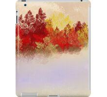 The Red Trees iPad Case/Skin