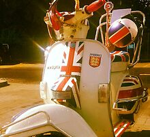 Vespa Heritage (Britannia) by InspiredPhoto