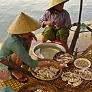 Fish Market by David Reid