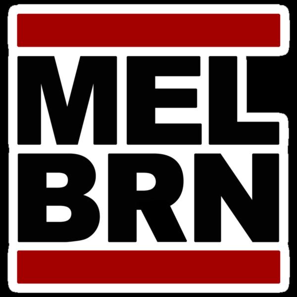 MELBRN by skoolyp