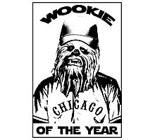 Wookie of the Year Photographic Print