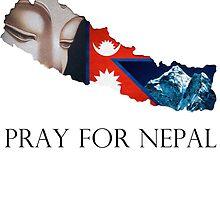 Pray for Nepal by SublimeKush