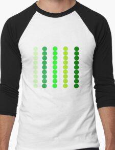 Greens Men's Baseball ¾ T-Shirt