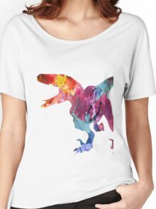 Funk-o-Raptor Women's Relaxed Fit T-Shirt