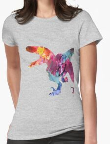 Funk-o-Raptor Womens Fitted T-Shirt