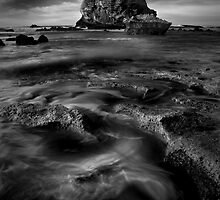 Aireys Inlet, The Great Ocean Road, Victoria by Greg  Sorenson