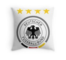 DFB Eagle Throw Pillow