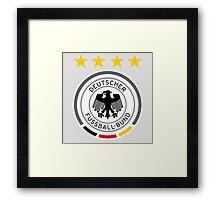 DFB Eagle Framed Print