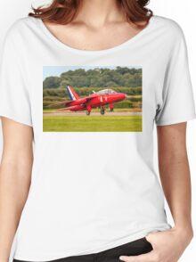 Folland Gnat T.1 XP504 G-TIMM Landing Women's Relaxed Fit T-Shirt