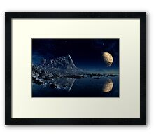 Kings Crossing Framed Print