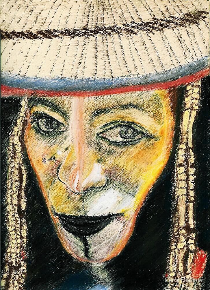 Behind the Mask by Carol Berliner