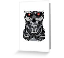 Terminater  Greeting Card
