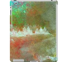 Dreamy Landscape and White Trees iPad Case/Skin