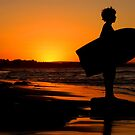 A Surfing Adventure by Kate Wall