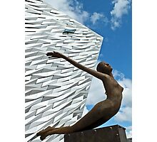 The Titanic Museum, Belfast Photographic Print