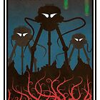 The War Of The Worlds by Iain Maynard