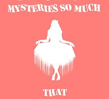 PAPER TOWNS - MAYBE SHE LOVED MYSTERIES SO MUCH SHE BECAME ONE -  JOHN GREEN  by madebydidi