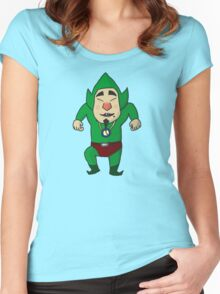 Tingle! (Dancing Edition) Women's Fitted Scoop T-Shirt
