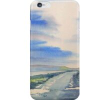 Lakeside View iPhone Case/Skin