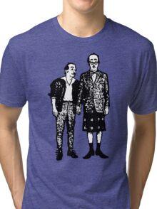 Donald , Davey Tri-blend T-Shirt