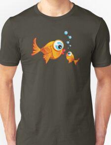 Critterz - Fish :: Olive & Pickles Unisex T-Shirt