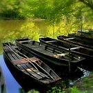 Resting boats  by i l d i    l a z a r