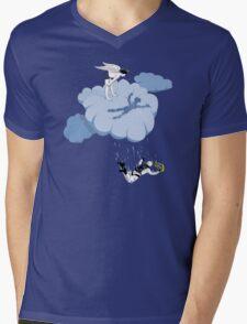 Coming Through! Mens V-Neck T-Shirt